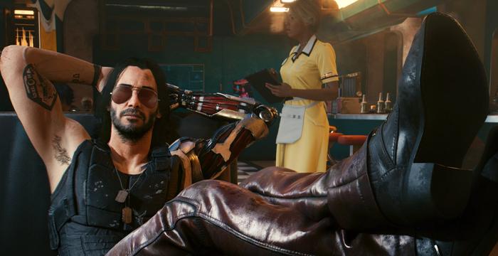 Phải chăng Epic Games đang chuẩn bị tặng miễn phí Cyberpunk 2077?