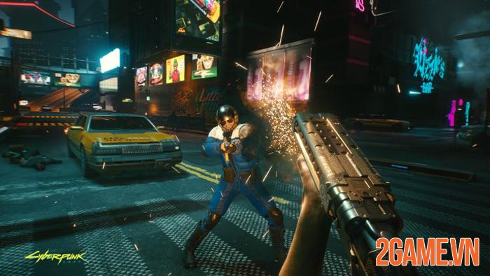 Phải chăng Epic Games đang chuẩn bị tặng miễn phí Cyberpunk 2077? 2