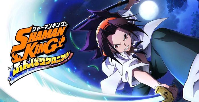Shaman King Mobile – Tái hiện thế giới tâm linh theo nguyên bản anime