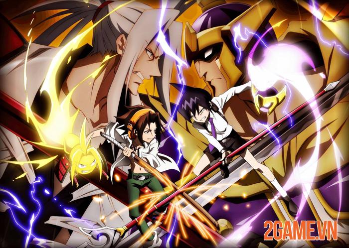 Shaman King Mobile - Tái hiện thế giới tâm linh theo nguyên bản anime 2