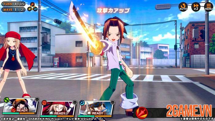 Shaman King Mobile - Tái hiện thế giới tâm linh theo nguyên bản anime 0