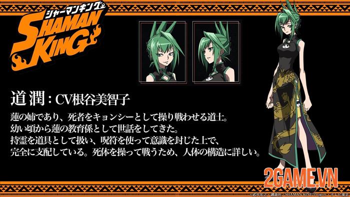 Shaman King Mobile - Tái hiện thế giới tâm linh theo nguyên bản anime 4