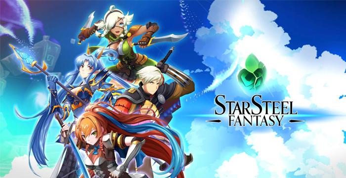 Starsteel Fantasy – Game nhập vai xếp hình vui nhộn của game thủ mobile