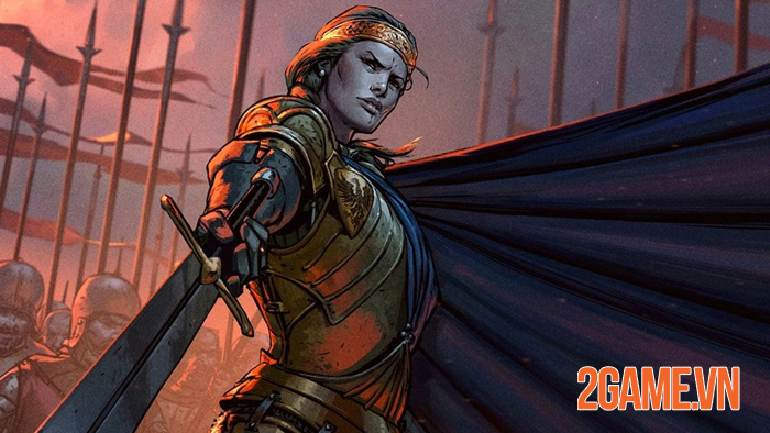 Thronebreaker: The Witcher Tales - Gwent Mobile chuẩn bị ra mắt Android 0