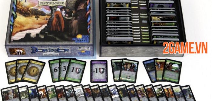 Dominion - Game thẻ bài nổi tiếng được phát triển bởi Temple Gate đã có bản mobile 0