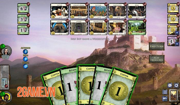Dominion - Game thẻ bài nổi tiếng được phát triển bởi Temple Gate đã có bản mobile 3