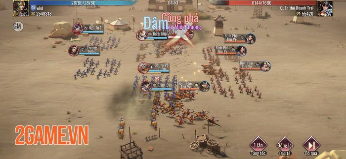 Mộng Chiến Quốc: Warring Kingdoms - Game chiến thuật đỉnh cao cho fan SLG 5