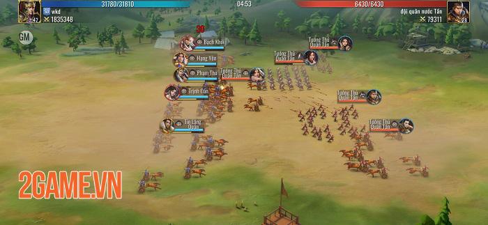 Mộng Chiến Quốc: Warring Kingdoms - Game chiến thuật đỉnh cao cho fan SLG 6