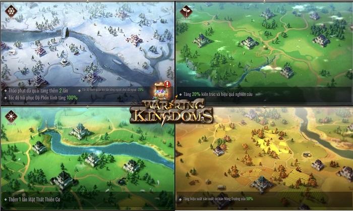 Mộng Chiến Quốc: Warring Kingdoms - Game chiến thuật đỉnh cao cho fan SLG 8