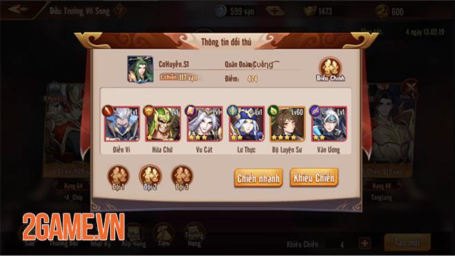 """Tân OMG3Q VNG: """"Leo rank"""" mỗi ngày với dàn tính năng đầy cạnh tranh 6"""