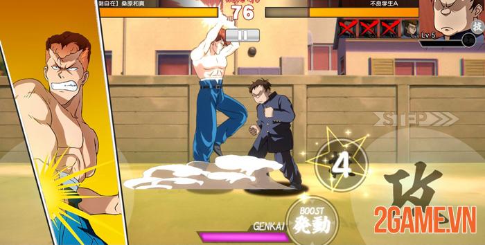 Yu Yu Hakusho GENKAI Battle - Trở về tuổi thơ với Nhất Dương Chỉ 2