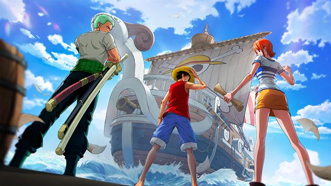 Project: Fighter – Dự án game One Piece hoàn toàn mới của ông lớn Tencent