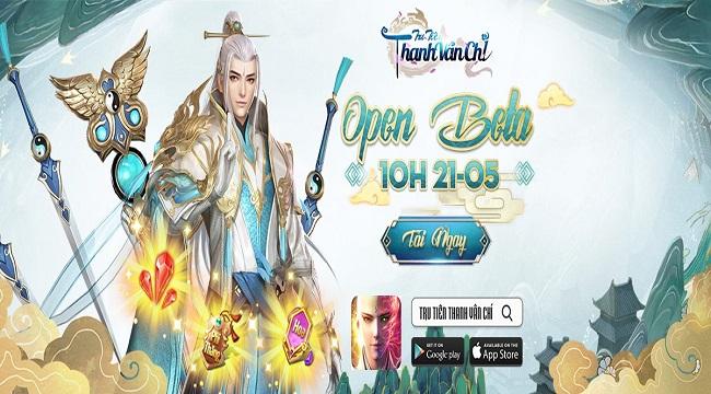 Tặng 400 giftcode Tru Tiên Thanh Vân Chí mừng ra mắt