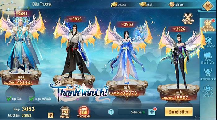 Cực phẩm tiên hiệp Tru Tiên – Thanh Vân Chí chính thức ra mắt khiến game thủ 'vui như mở hội' 3