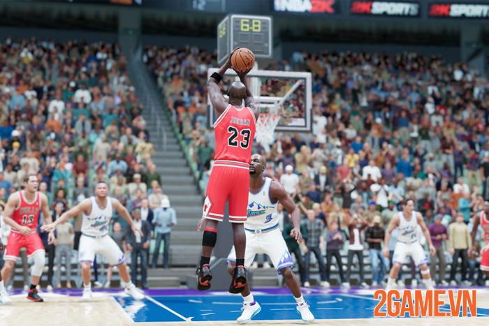 Không phải Cyberpunk 2077, NBA 2K21 mới là quà của Epic Games Store 1