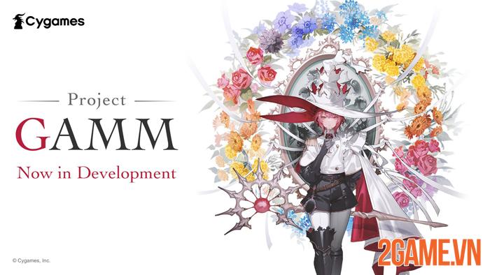 Project GAMM - Bom tấn mới từ nhà phát triển Granblue Fantasy 0