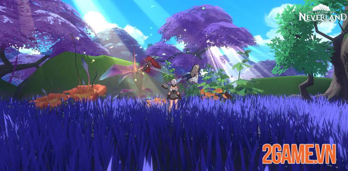 The Legend of Neverland - Bài ca tự do Cabala ra mắt game thủ SEA 2