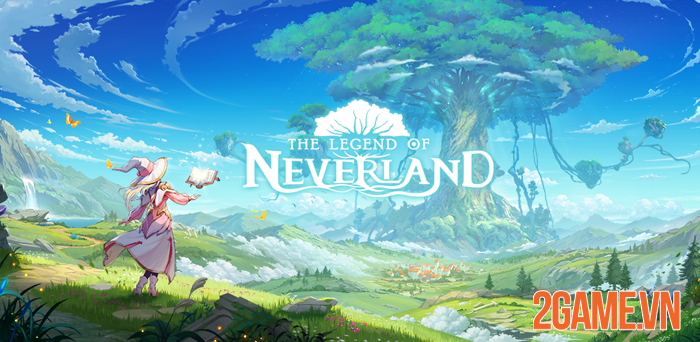 The Legend of Neverland - Bài ca tự do Cabala ra mắt game thủ SEA 1
