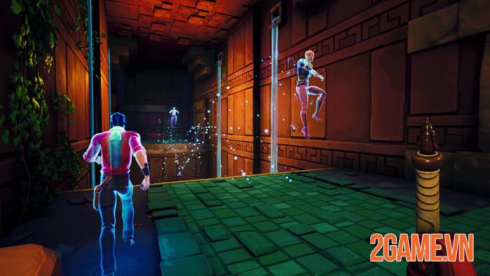 Phantom Abyss - Game chạy đua săn cổ vật phong cách Indiana Jones 3