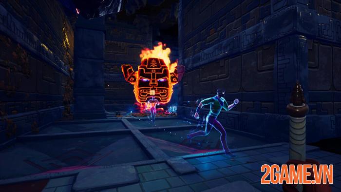Phantom Abyss - Game chạy đua săn cổ vật phong cách Indiana Jones 2