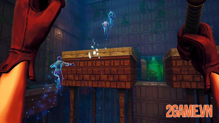 Phantom Abyss - Game chạy đua săn cổ vật phong cách Indiana Jones 1