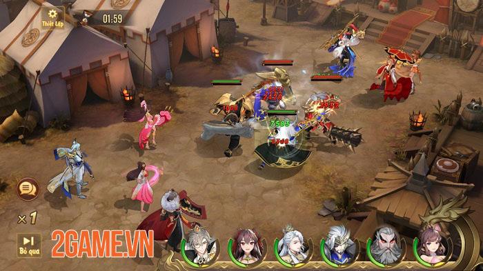 Cộng đồng Tân OMG3Q VNG nhiệt huyết cùng phiên bản mới Công Thành Chiến 4
