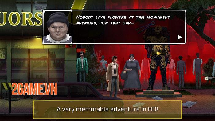 Unholy Adventure - Game phiêu lưu giải đố cốt truyện kinh dị siêu thực 2