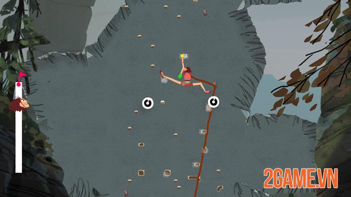 Tip Top - Game giả lập leo núi đơn giản nhưng hấp dẫn trên Steam 2