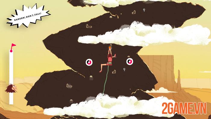 Tip Top - Game giả lập leo núi đơn giản nhưng hấp dẫn trên Steam 1
