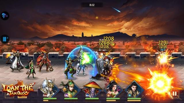 """""""Mê"""" game Loạn Thế Tam Quốc chắc chắn game thủ không thể bỏ qua vị tướng này 1"""