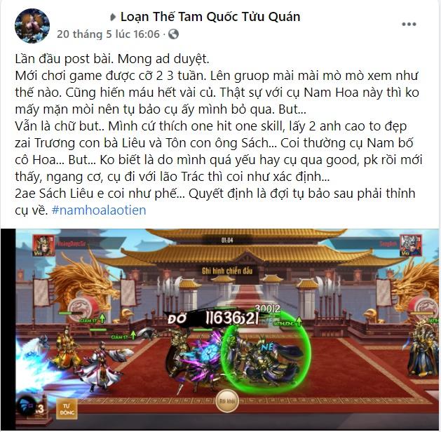 """""""Mê"""" game Loạn Thế Tam Quốc chắc chắn game thủ không thể bỏ qua vị tướng này 7"""
