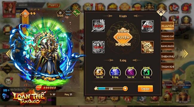 """""""Mê"""" game Loạn Thế Tam Quốc chắc chắn game thủ không thể bỏ qua vị tướng này"""