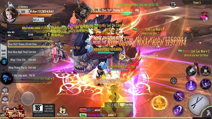 """Phong Lăng Thiên Hạ - MMORPG kiếm hiệp siêu HOT cho game thủ """"ở nhà chống dịch"""" 3"""