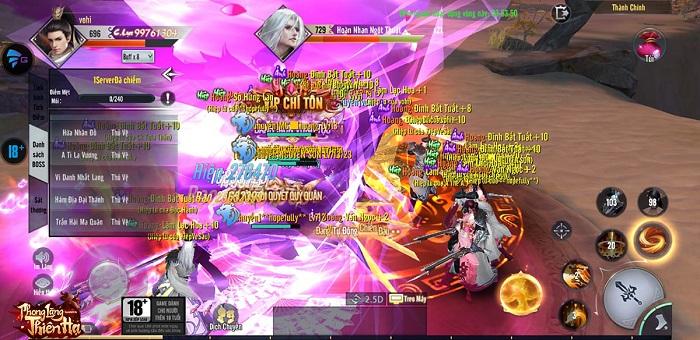 """Phong Lăng Thiên Hạ - MMORPG kiếm hiệp siêu HOT cho game thủ """"ở nhà chống dịch"""" 4"""