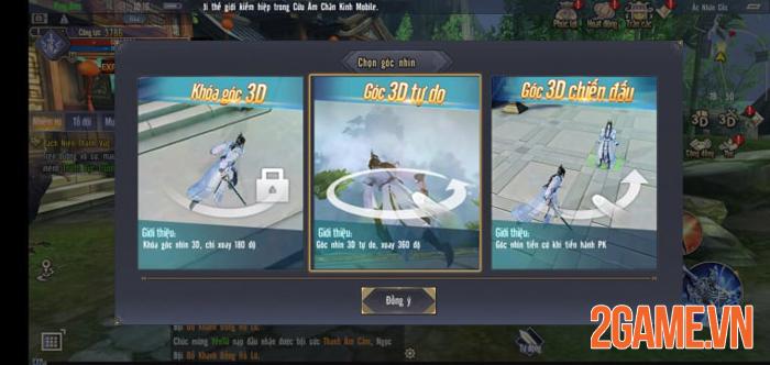 Cửu Âm Chân Kinh Gosu - Game mobile chuẩn PC chính thức ra mắt 0