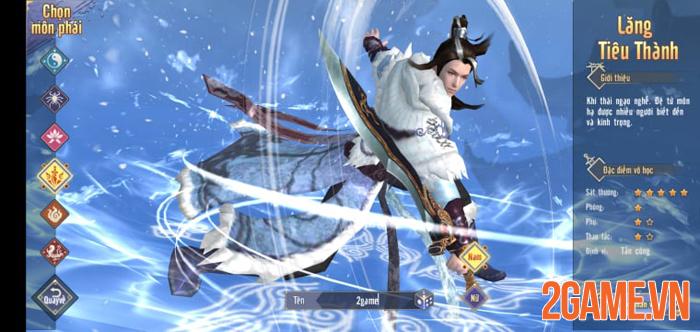 Cửu Âm Chân Kinh Gosu - Game mobile chuẩn PC chính thức ra mắt 3