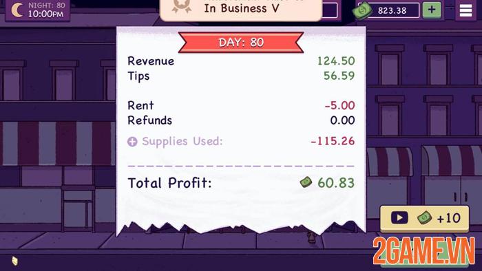 Good pizza great pizza - Học cách xây dựng thương hiệu qua game 3