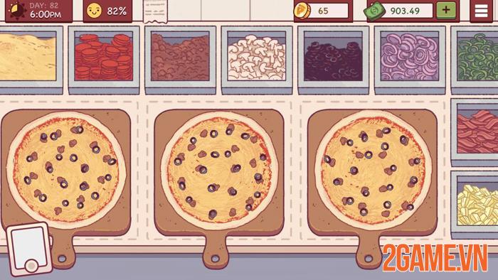 Good pizza great pizza - Học cách xây dựng thương hiệu qua game 1