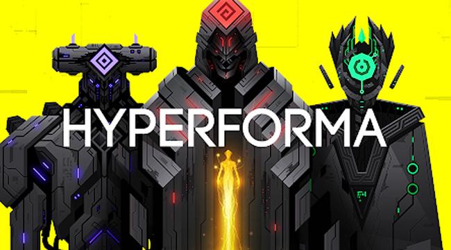Hyperforma – Trải nghiệm cảm giác hack não nghệ thuật đích thực