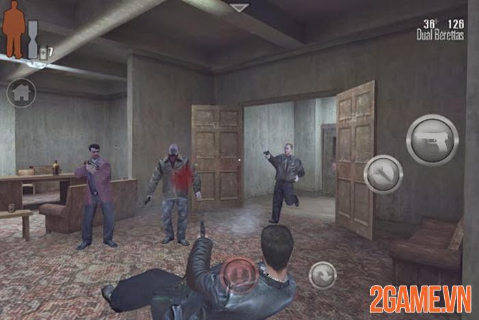 Max Payne Mobile và trải nghiệm Cổ điển nhưng đầy kích thích 2