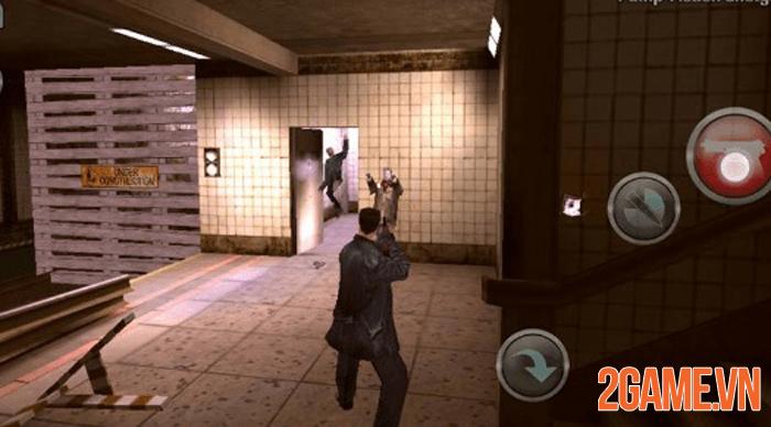 Max Payne Mobile và trải nghiệm Cổ điển nhưng đầy kích thích 1