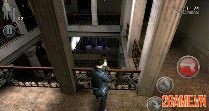 Max Payne Mobile và trải nghiệm Cổ điển nhưng đầy kích thích 3
