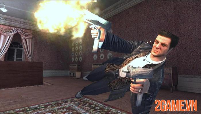 Max Payne Mobile và trải nghiệm Cổ điển nhưng đầy kích thích 0
