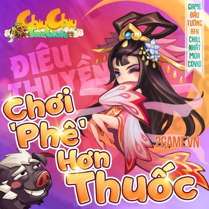 Chiu Chiu Tam Quốc