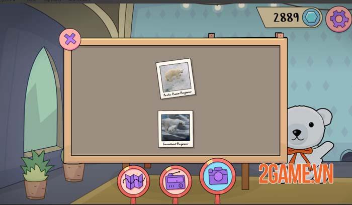 Polar Bear Rescue - Game mobile siêu trí tuệ với nhiều thử thách gây nghiện 2