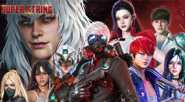Super String – Biệt đội siêu anh hùng mới dành cho game thủ mobile