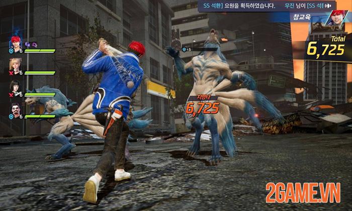 Super String - Biệt đội siêu anh hùng mới dành cho game thủ mobile 2