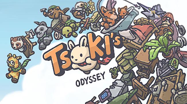 Tsuki Odyssey – Nếu cuộc sống khó quá thì mình về quê nuôi cá trồng rau