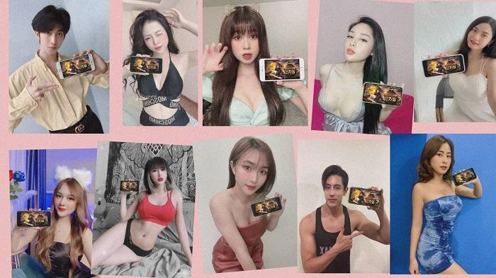Game Phong Khởi Trường An được hàng loạt Hot Streamer, Hot Face Việt đổ bộ 5
