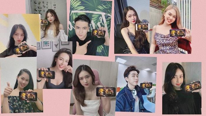 Game Phong Khởi Trường An được hàng loạt Hot Streamer, Hot Face Việt đổ bộ 6